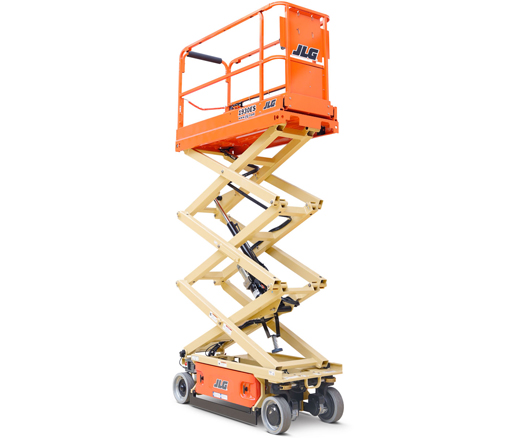 Electric Scissor Lift 19 Platform