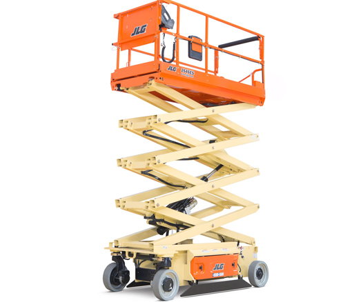 Electric Scissor Lift 26 Platform