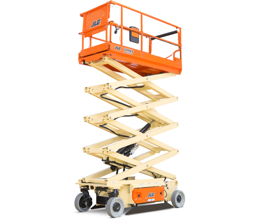 Electric Scissor Lift 32 Platform